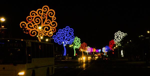 managua lights 2016